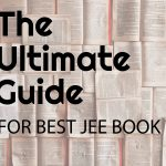 The ultimate guide to best jee books